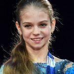 アレクサンドラトゥルソワの髪が長くてラプンツェルみたい?
